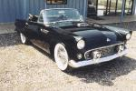 1955 FORD THUNDERBIRD CONVERTIBLE - Front 3/4 - 22150