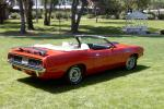 1971 PLYMOUTH BARRACUDA HEMI CONVERTIBLE RE-CREATION - Rear 3/4 - 22169