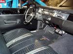 1969 PLYMOUTH ROAD RUNNER HEMI COUPE - Interior - 22184