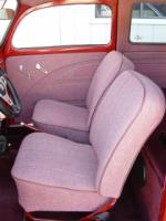 1959 VOLKSWAGEN CUSTOM BUG BUS - Interior - 22192