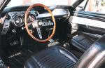 1967 SHELBY GT500 FASTBACK - Interior - 22231