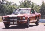 1966 SHELBY GT350 FASTBACK - Front 3/4 - 22364