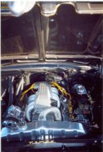 1957 CHEVROLET NOMAD WAGON - Engine - 22390