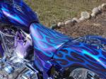 2000 PRO-ONE MILLENIUM QUADLINK MOTORCYCLE - Side Profile - 22401