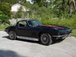 1967 CHEVROLET CORVETTE 427/435 COUPE - Front 3/4 - 22410