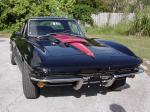 1967 CHEVROLET CORVETTE 427/435 COUPE - Side Profile - 22410
