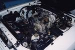 1984 FORD MUSTANG GT 350 CONVERTIBLE - Engine - 22438