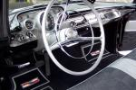 1957 CHEVROLET BEL AIR 2 DOOR HARDTOP - Interior - 22445