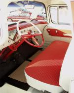 1955 CHEVROLET CAMEO CARRIER - Interior - 22476
