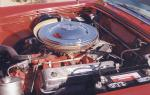 1957 FORD THUNDERBIRD CONVERTIBLE - Engine - 22567