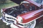 1951 CADILLAC SERIES 62 COUPE - Engine - 22779
