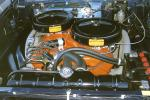 1963 PLYMOUTH BELVEDERE COUPE - Engine - 22803