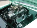 1956 CHEVROLET BEL AIR CUSTOM COUPE - Engine - 22815
