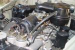1946 LINCOLN CONTINENTAL 2 DOOR COUPE - Engine - 22844