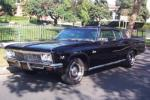 1966 CHEVROLET CAPRICE CLASSIC COUPE - Front 3/4 - 22861