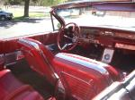 1961 OLDSMOBILE 88 STARFIRE CONVERTIBLE - Interior - 23032
