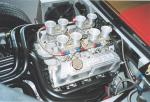1966 FORD GT40 RE-CREATION COUPE - Engine - 23093