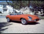 1962 JAGUAR E-TYPE ROADSTER -  - 23100