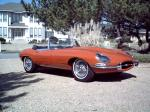 1962 JAGUAR E-TYPE ROADSTER - Front 3/4 - 23100