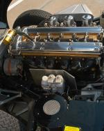 1965 JAGUAR XKE SERIES I ROADSTER - Engine - 23202