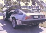 1981 DELOREAN GULLWING COUPE - Rear 3/4 - 23233