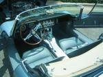 1963 JAGUAR XKE ROADSTER - Interior - 23244