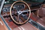 1967 PLYMOUTH GTX COUPE - Interior - 23302