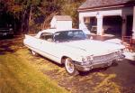 1960 CADILLAC SERIES 62 CONVERTIBLE - Engine - 23455