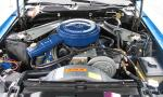 1972 FORD MUSTANG MACH 1 FASTBACK - Engine - 23459