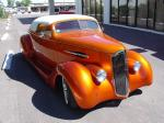 1936 FORD CONVERTIBLE STREET ROD - Side Profile - 23493