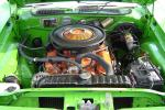 1971 DODGE CHALLENGER CONVERTIBLE - Engine - 23512
