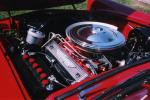 1957 FORD THUNDERBIRD CONVERTIBLE - Engine - 23716