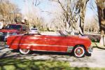 1950 FORD CONVERTIBLE - Side Profile - 24247