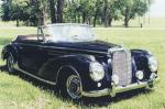 1957 MERCEDES-BENZ 300SC ROADSTER - Front 3/4 - 24305