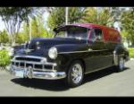 1949 CHEVROLET 2 DOOR SEDAN CUSTOM HOT ROD -  - 24312