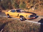 1970 FORD MUSTANG BOSS 302 UNKNOWN - Front 3/4 - 24459
