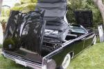 1967 LINCOLN CONTINENTAL 4 DOOR CONVERTIBLE - Rear 3/4 - 24601