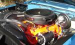 1961 CHEVROLET IMPALA 2 DOOR HARDTOP - Engine - 39654