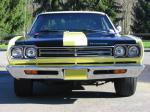 1969 PLYMOUTH ROAD RUNNER CUSTOM COUPE - Front 3/4 - 39781