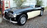 1960 AUSTIN-HEALEY 3000 ROADSTER - Front 3/4 - 39837