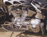 1993 HARLEY-DAVIDSON SOFTAIL CUSTOM MOTORCYCLE - Engine - 39852