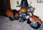 2003 INDIAN CHIEF T-3 MOTORCYCLE - Front 3/4 - 40024