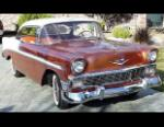 1956 CHEVROLET BEL AIR 2 DOOR HARDTOP -  - 40051
