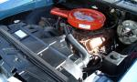 1969 OLDSMOBILE 442 CONVERTIBLE - Engine - 40067