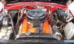 1957 CHEVROLET BEL AIR CUSTOM CONVERTIBLE - Engine - 40086