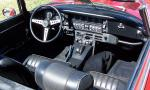 1974 JAGUAR XKE CONVERTIBLE - Interior - 40223
