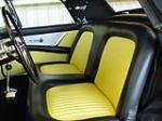 1955 FORD THUNDERBIRD CONVERTIBLE - Interior - 43253