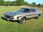 1972 FORD MUSTANG MACH 1 FASTBACK - Front 3/4 - 43261