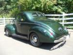 1940 FORD STANDARD COUPE - Rear 3/4 - 43363