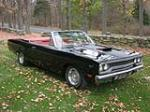 1970 PLYMOUTH ROAD RUNNER CONVERTIBLE - Front 3/4 - 43388